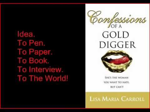 JoeyPinkney.com Presents 5 Minutes, 5 Questions With Lisa Maria Carroll  (Gold Digger)