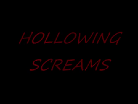 Hollowing Screams Video Teaser