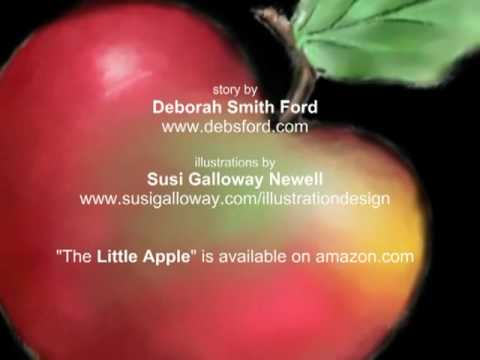 Children's Book  -  The Little Apple
