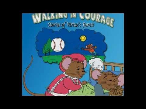 Walking in Courage- Children's Book Trailer 2 (Revised Version)