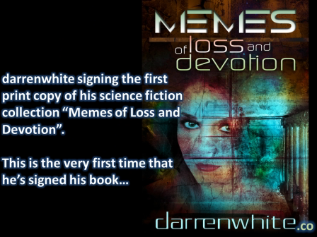 "First ""Memes.."" Book Signing"