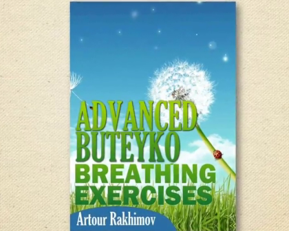 Advanced Buteyko Breathing Exercises - Trailer