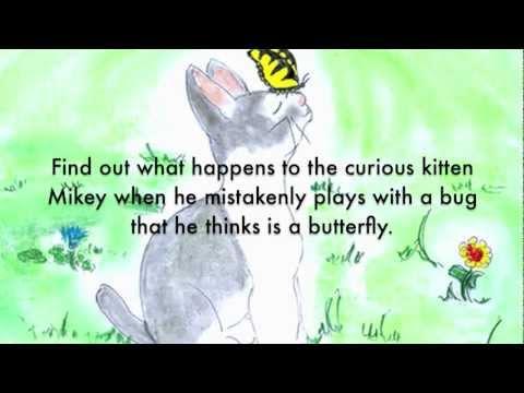 The Butterfly & The Kitten