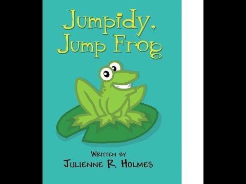 Jumpidy Jump Frog 0001