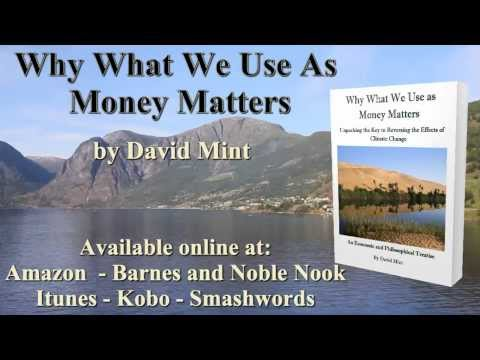 Book Video Trailer Why What We Use As Money Matters by David Mint