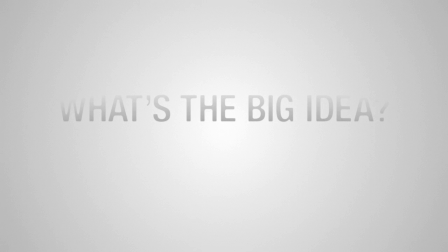 What's The Big Idea? Introduction