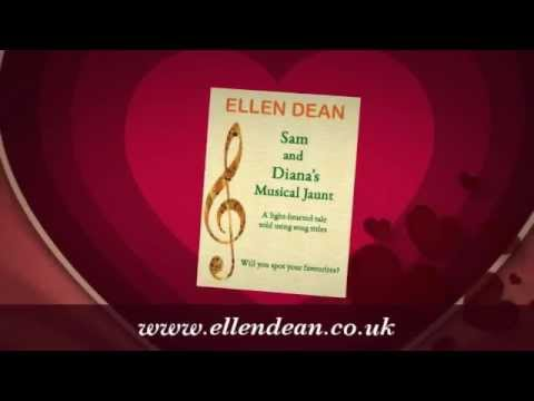 Sam & Diana's Musical Jaunt - Book Trailer