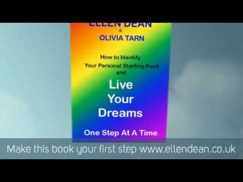 Live Your Dreams - Book Trailer