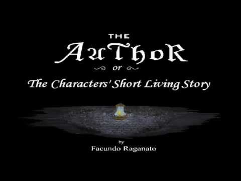 The Author (Teaser I) by Facundo Raganato