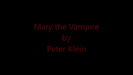 Mary the Vampire book trailer