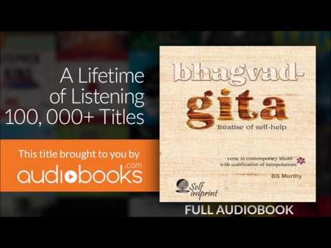 Bhagavad Gita: Treatise of Self-help Full Audiobook