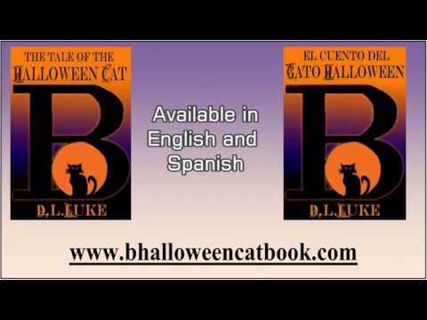 Book Video Trailer Halloween Cat by D.L. Luke
