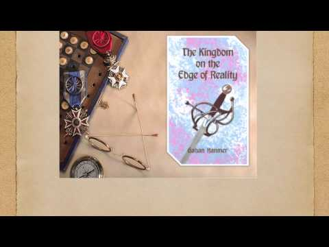 """The Kingdom on the Edge of Reality"" Virtual Book Tour April 20 - May 20 2015"