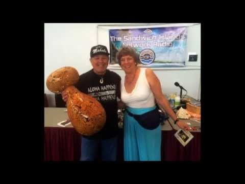 Kamaka Brown - Sandwich Islands Network Radio - special guest: Linda Ballou