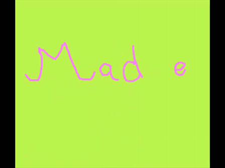 Madde