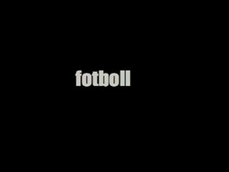 Fotbollen