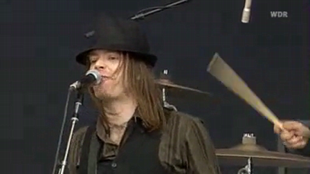 The Hellacopters - Kick Out The Jams (Rock am Ring 2005)