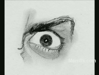 Teckna ett argt öga