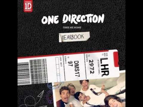 One Direction - Take Me Home Full Album Yearbook Edition
