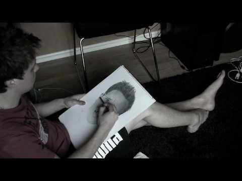 Speed Drawing Ed Helms