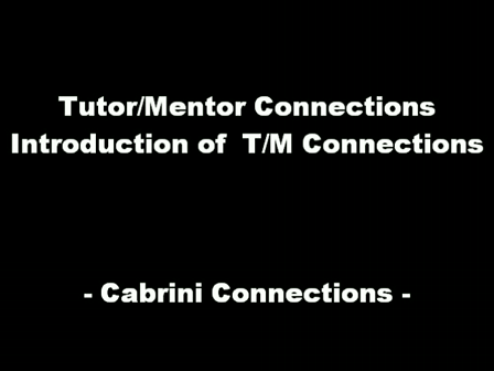 Introduction of Cabriniconnections