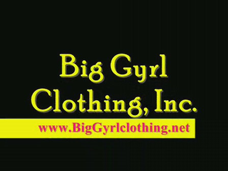 Big Gyrl Clothing Commercial