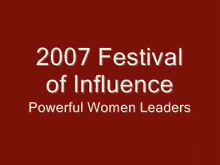Festival of Influence