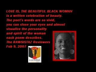 Love,Is,The Beautiful Black Woman!!