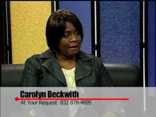 Carolyn Beckwith, Guest on Wisdom In Action Talk Show