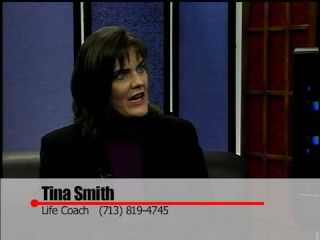 Tina Smith, Life Coach - Guest on Wisdom In Action