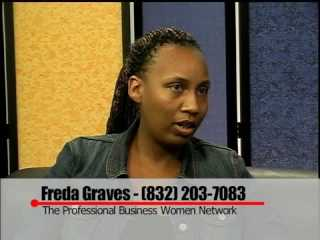 Freda Graves, Guest on Wisdom In Action