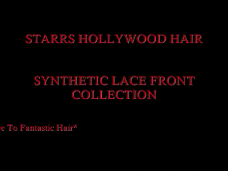Starrs Hollywood Hair Synthetic Lace Front 2010 Collection