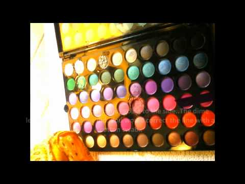 How Repair Your Make-Up Palette
