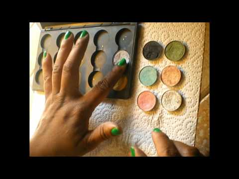 How To Clean Your M.A.C. Palette