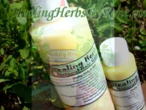 Healing Herbs By Rene' Natural Hair & Body Care Products