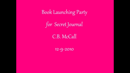 Book launching party