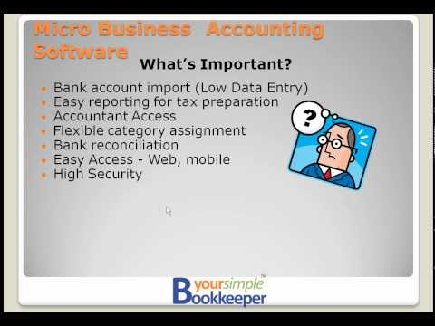 Part II: Quickbooks Alternatives: Accounting Software Comparison for Small & Micro Business