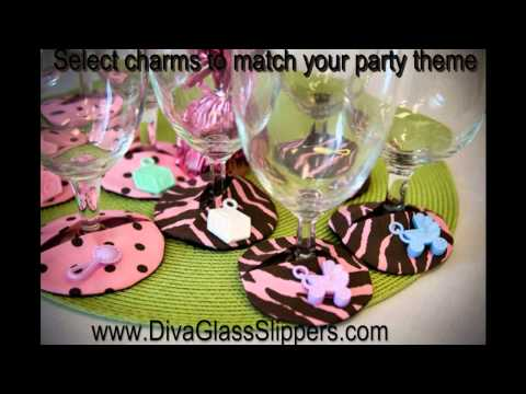 Diva Glass Slippers wine glass slippers intro video