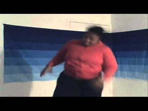 My Weight-Loss Journey-Watch Me Lose 100 Pounds-Dancing Day 2