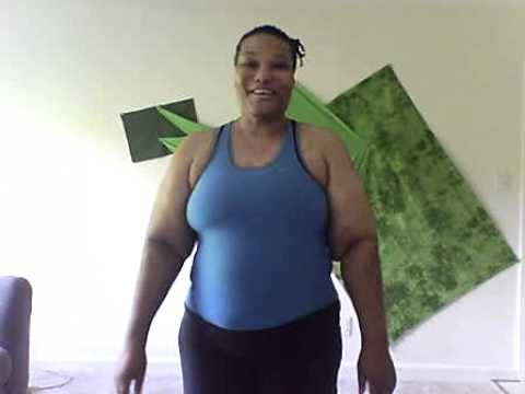 Naked-My Weight-Loss Journey Watch Me Lose 100 Pounds Day 6