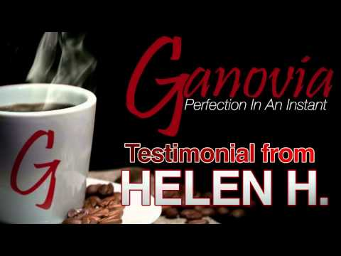 Ganovia Coffee: Perfection in an Instant!