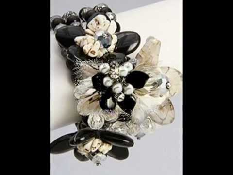 """Flower  Me Child"" Fashion Jewelry Haul .wmv"