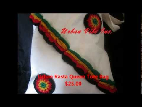 Limited Edition Rasta Queen Collection By: Urban Vibe Inc.