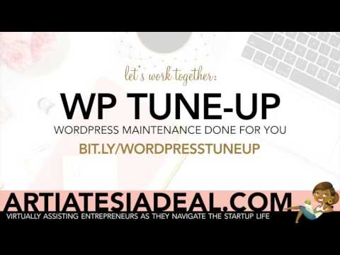 How can I help you? WordPress Maintenance Services