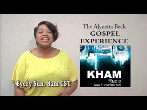 Listen to the Alynetta Beck Gospel Experience