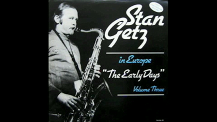 "Stan Getz in Europe - 1959  Song tittle: ""Broadway"""