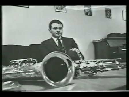Stan Getz playing I Remember Clifford