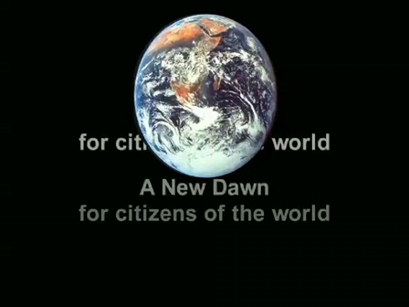 New Dawn for the World's Citizens