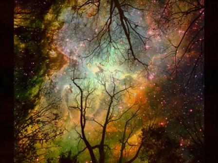 Breathing Cosmic Infinity