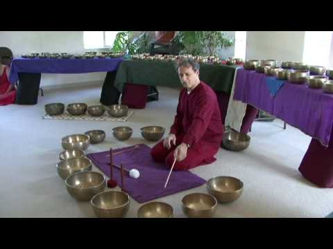 The Magic of the Singing Bowls - Profound Himalayan Sounds